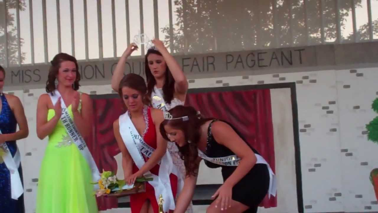 Miss missouri state fair pageant - 2013 Miss Marion County Mo Fair Queen Crowning