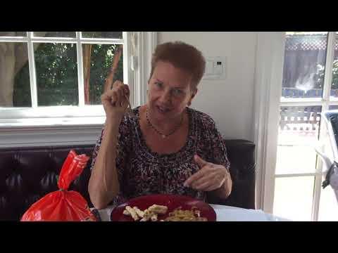 New Coke Zero Sugar Taste Test - with Momma Perez!