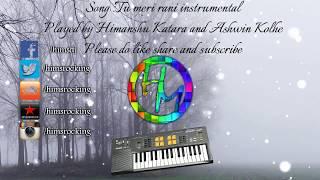 Non-stop bollywood instrumental collection  Vol 3  Himanshu Katara