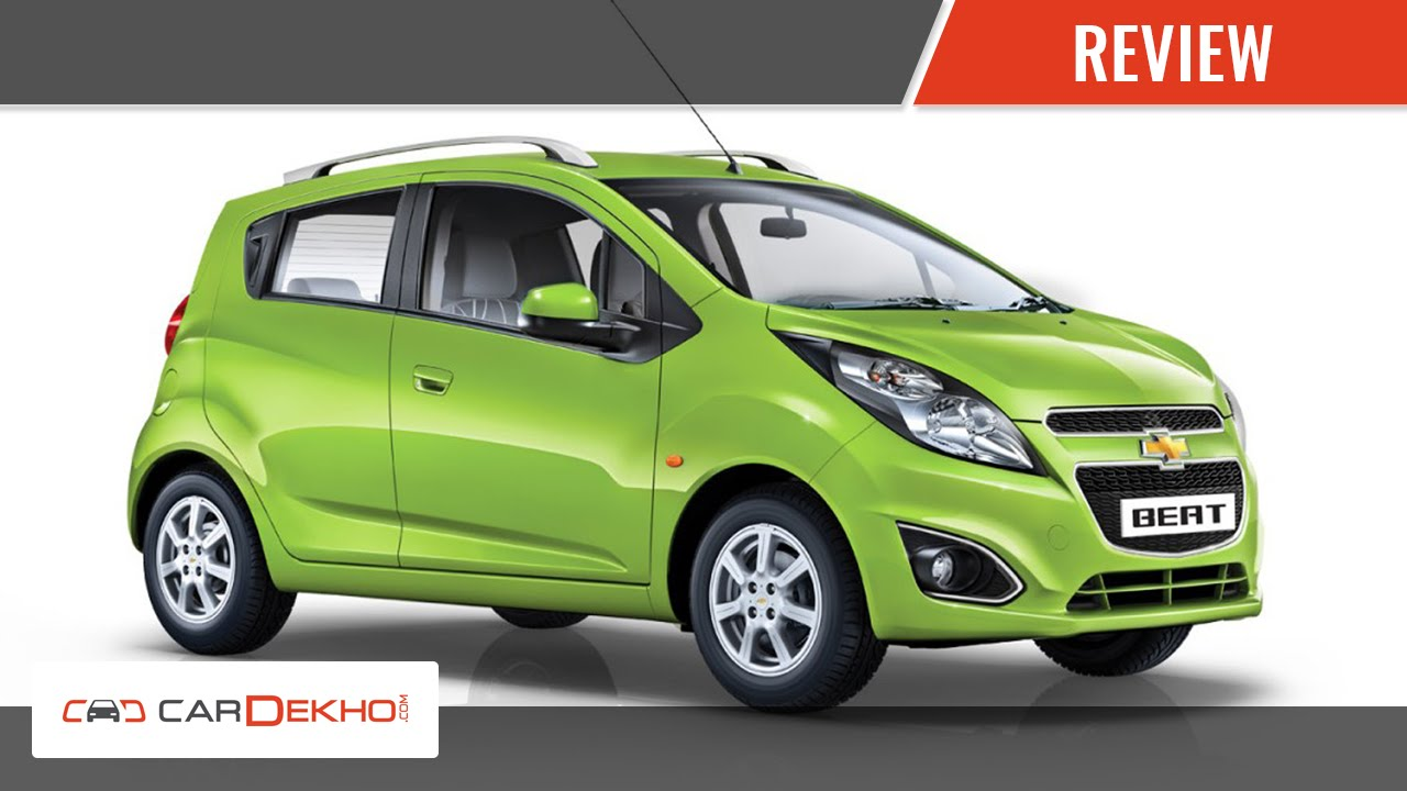 Know Your Chevrolet Beat Review Of Features Cardekho