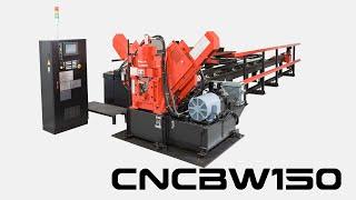 条鋼切断穴あけ加工機 CNCBW150_AMADA_JPN_CUT_96022