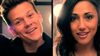 Repeat youtube video Macklemore - Can't Hold Us - Music Video (Tyler Ward & Alex G Acoustic Cover) Official