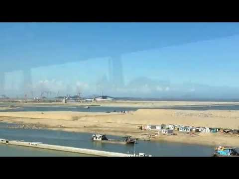 Macau Land Reclamation