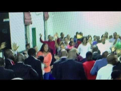 The Power of God hits Botswana, Africa with Prophet Garelle K. Solomon Sr.