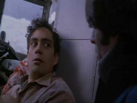 Alive (1993 Film): Hilarious Crazy Guy