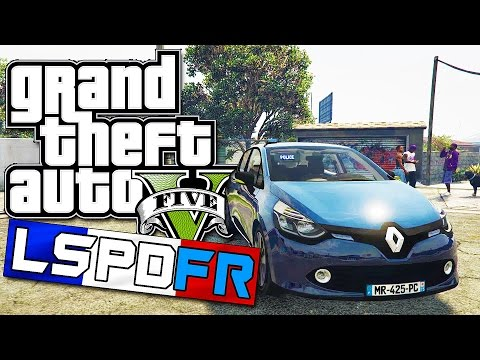 GTA 5 LSPDFR #11 - | HOT UNDERCOVER FRENCH COP IN THE HOOD!