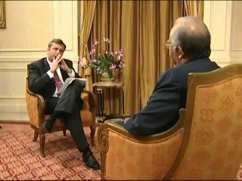 Najib Razak featured on CNBC World Business - January 2010