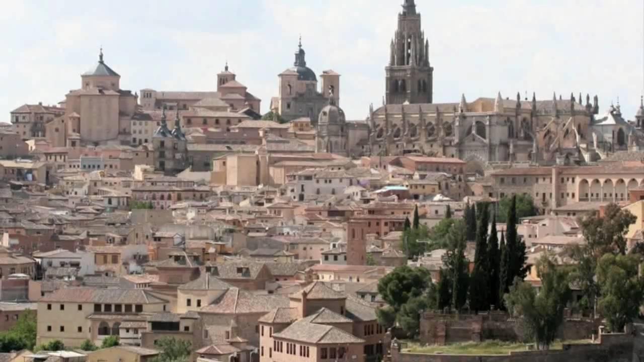 Toledo Spanien Unesco Weltkulturerbe Youtube