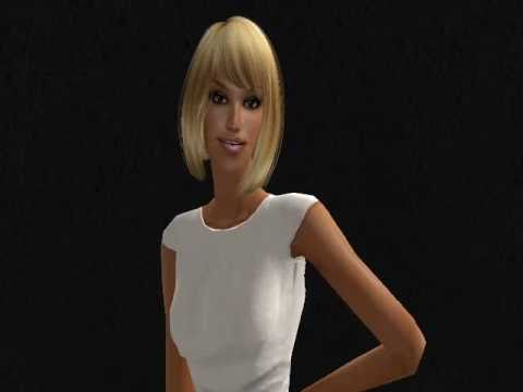 keri hilson pretty girl rock sims 2 youtube