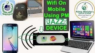 How to Use WiFi on HEC JAZZ Evo PM LAPTOPS Haier Y11B within software  2017