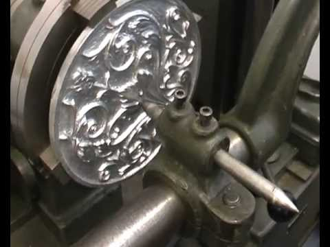 Banknote and Coin Engraving-.wmv