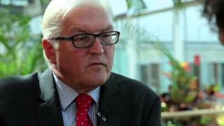 Von Mensch zu Mensch - Folge 20 // Im Gespräch mit Frank-Walter Steinmeier