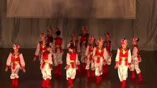6  «Наездницы» Детский танцевальный коллектив «Стрекоза» ASIA DANCE 2017