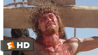 The Last Temptation oḟ Christ (1988) - The Crucifixion Scene (7/10) | Movieclips