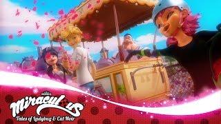 MIRACULOUS   🐞 GIGANTITAN - Operation secret garden 🐞   Tales of Ladybug and Cat Noir