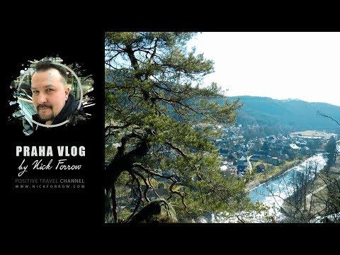 Мала Скала, неудачный подъём и разочарование! Не ходите дети в минус, в горы погулять Praha Vlog 241