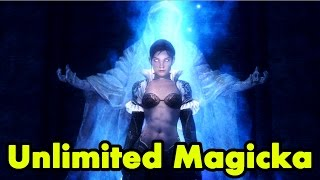 Skyrim - The Best Mage Armor in the Game!