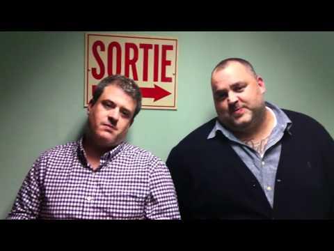 JOE BEEF: Hallway Interview