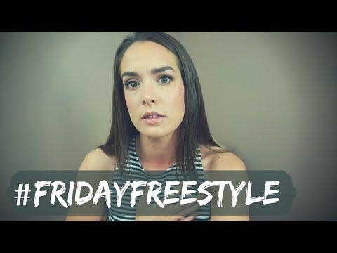 HOW DO YOU STOP LOVING A TOXIC PERSON? // Amy Young // #fridayfreestyle