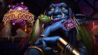 Whispers of the OĮd Gods Cinematic Trailer - Hearthstone: Heroes of Warcraft