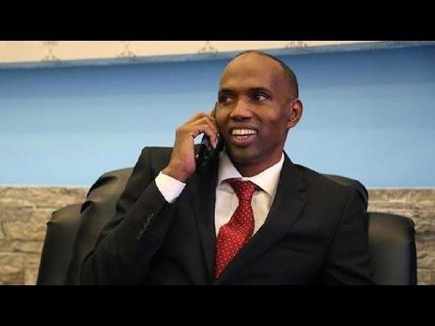 New Somalia Prime Minister sworn in