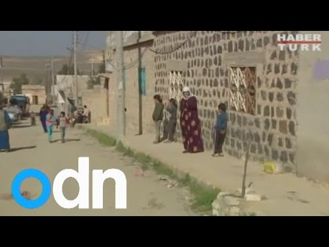 Calm spreads on the streets of Kobani after months of fighting Islamic State