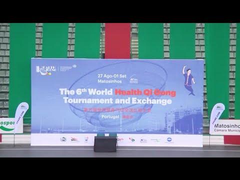 Reportagem Completa RTP Seleção Portuguesa no 6º Campeonato Mundo Health Qi Gong 2015