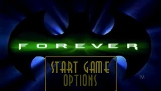 PSX Longplay [340] Batman Forever   The Arcade Game