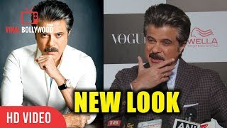 Anil Kapoor About His New Look For His Upcoming Movie Fanney Khan