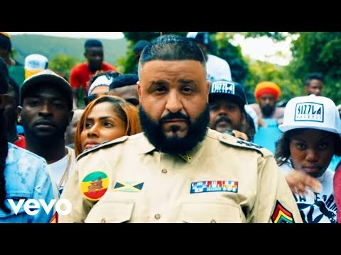 DJ Khaled - Holy Mountain Ft. Buju Banton, Sizzla, Mavado, 070 Shake