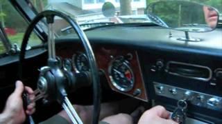 Calamo Street Austin Healey 3000 Mk III