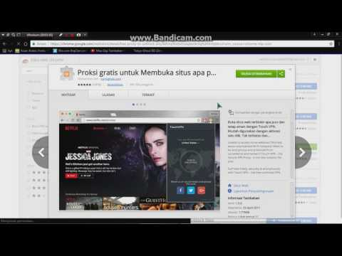 Cara Memasang VPN GRATIS Dari Google Web Store (Chrome)