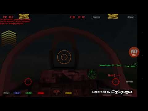 Gunship III: Night CAS & CAP (Close Air Support & Combat Air Patrol)