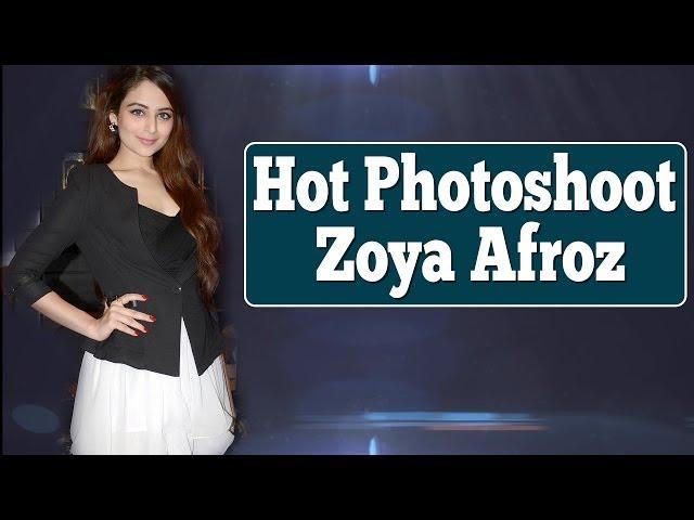 Zoya Afrozs Hot Photoshoot