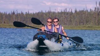 Outstanding Catamaran Kayak - 435ps Paddleski