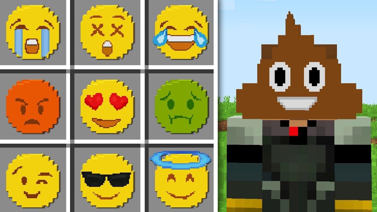 Minecraft Emoji Made
