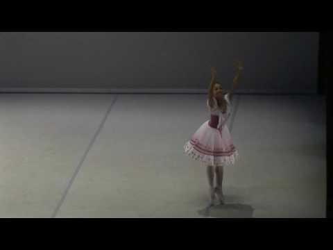 Prix de Lausanne 2008 Selections 15-16 year olds - Bruna Pandini