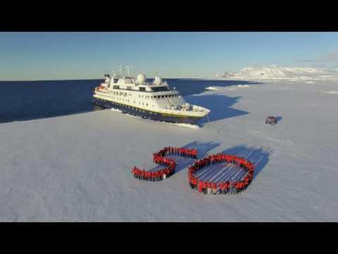 Antarctic Buzz 2016