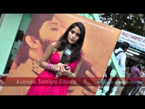 New Actress Saniya Dhara interview