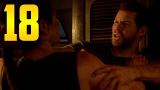 """The Last of Us 2 - Part 18 """"ROUGH LOVIN"""" (Gameplay Walkthrough, Let's Play)"""