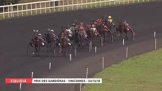 Vidéo de la course PMU PRIX DES GARDENIAS