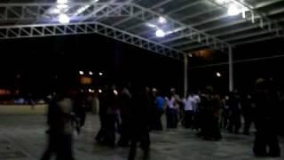 Baile en la plaza [Miquihuana Tamaulipas]