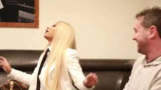Nicki Minaj laugh