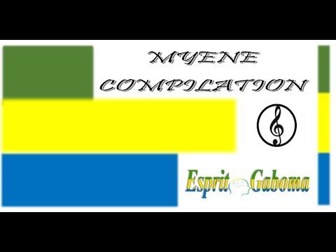 GABON :MYENE COMPILATION  2 ARTISTES CONFONDUS