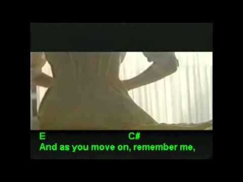 Ryan&Marissa - Goodbye My Lover(James Blunt)/chords