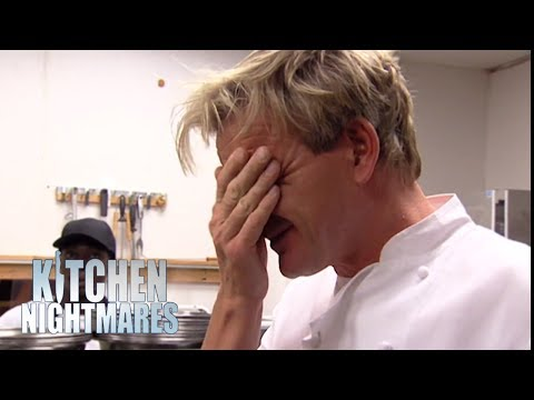 The Kitchen With No System or Equipment - Kitchen Nightmares