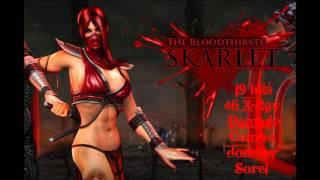 MK9: Skarlet - 46% Combo