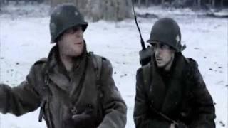 Братья по оружию (Band of Brothers)  Бастонь - Моцарт Requiem Remix