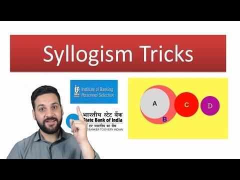 Syllogism Tricks and Concepts by Ramandeep Singh