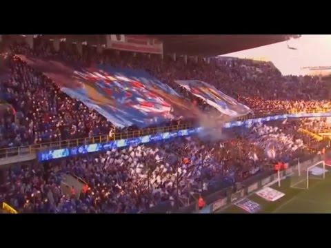 Cercle Brugge 2:3 FC Brugge promo 11/02/2015